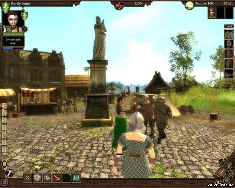 Strategy скачать торрент гильдия 2 ренессанс the guild 2. В игру вшит патч